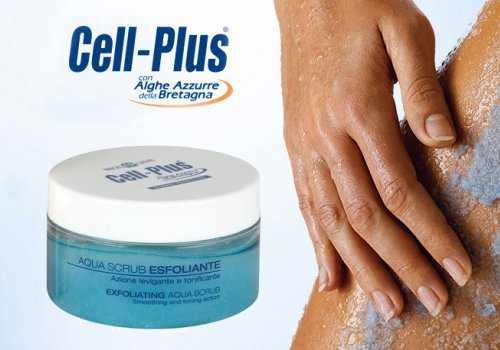 Cell Plus Aqua Scrub