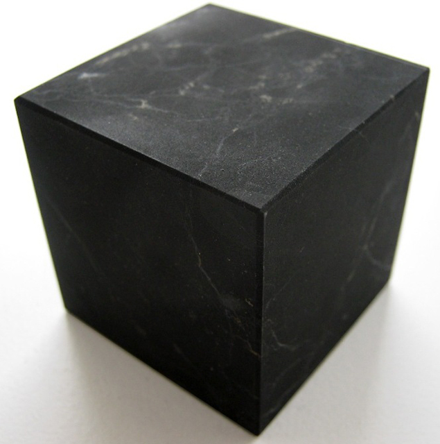 cubo in shungite
