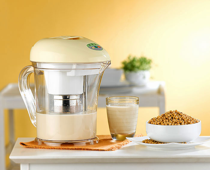 Mixer per Latte Vegetale