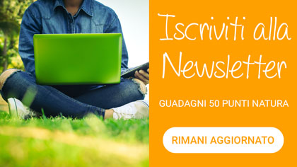 Iscriviti alla newsletter di SorgenteNatura.it