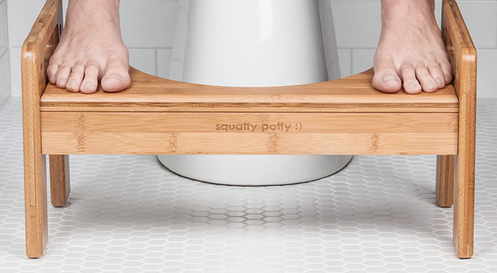 Banchetto Squatty Potty