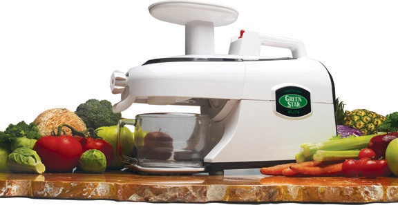 Tribest Juicer Green Star Elite Gse-5000 - Vendita Online